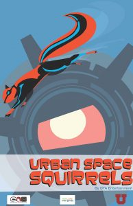 Urban Space Squirrels